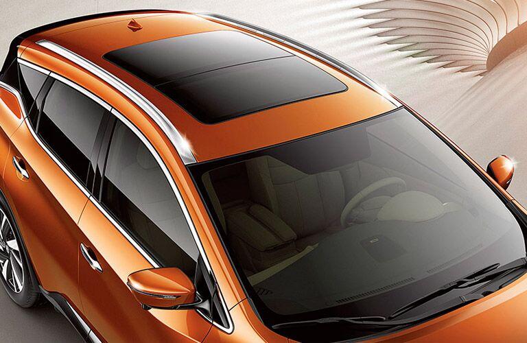 2016 Nissan Murano exterior design Palatine IL