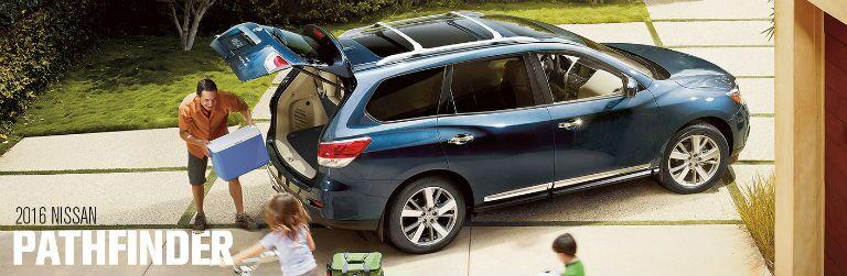 2016 Nissan Pathfinder midsize SUV Schaumburg IL