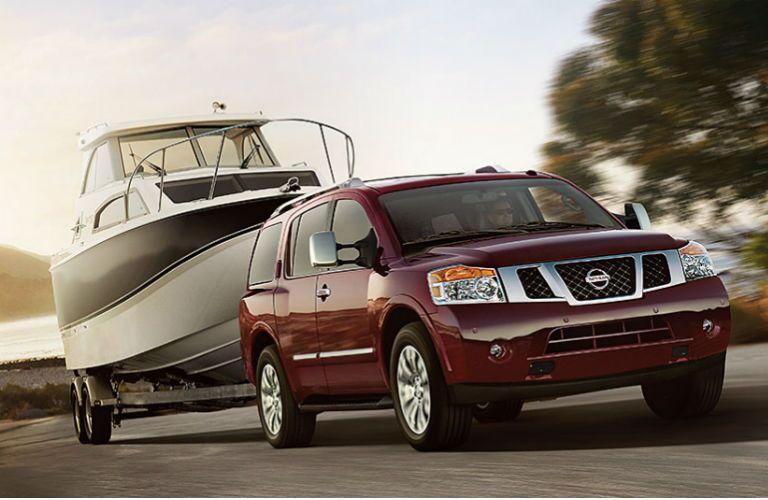 Nissan Armada full-size SUV Palatine IL