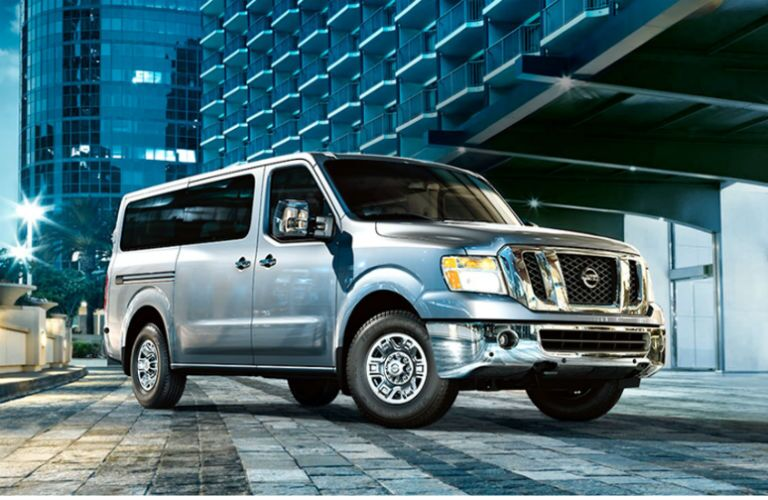 Nissan Commercial vehicles Arlington Heights IL