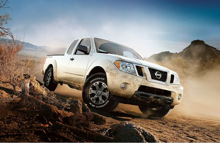 Nissan Frontier midsize truck Arlington Nissan Buffalo Grove IL