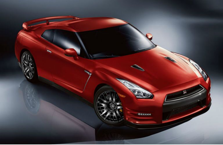 Nissan GT-R sports car HP performance Palatine IL