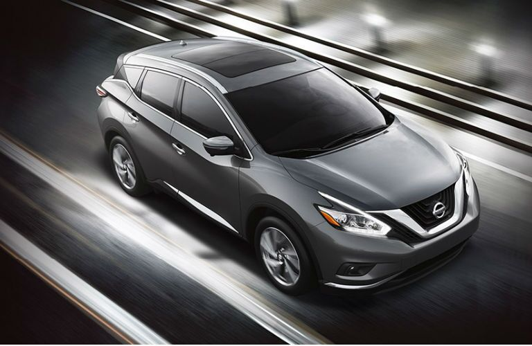 Nissan Murano midsize SUV 69.9 cubic feet cargo room Palatine IL
