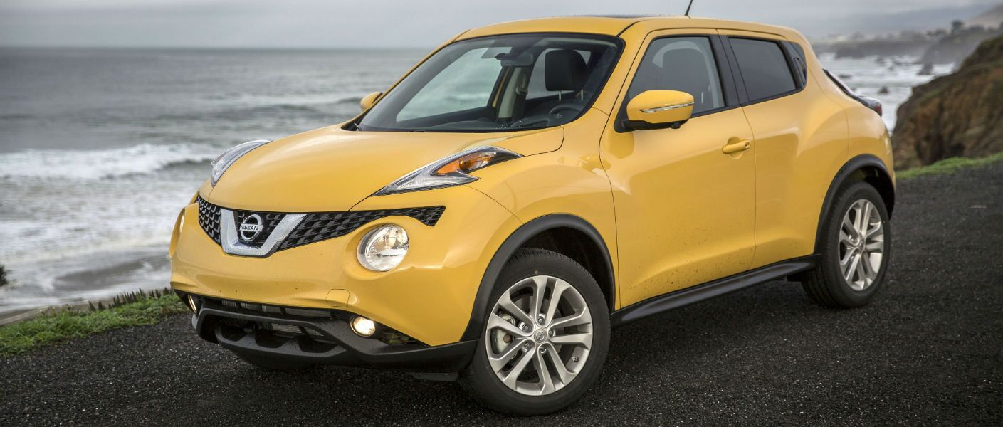 2016 Nissan JUKE Chicago IL compact crossover cargo handling Arlington Heights Palatine Schaumburg