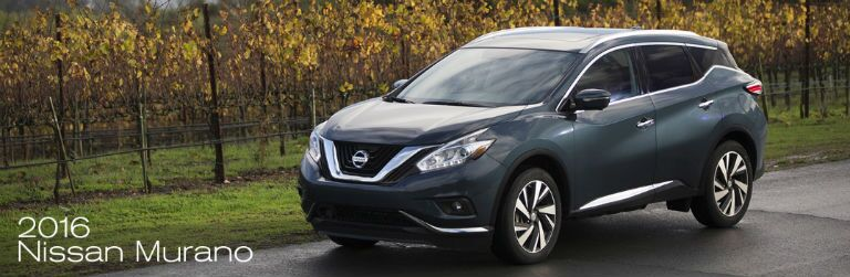 2016 Nissan Murano midsize SUV award-winning crossover Arlington Heights IL