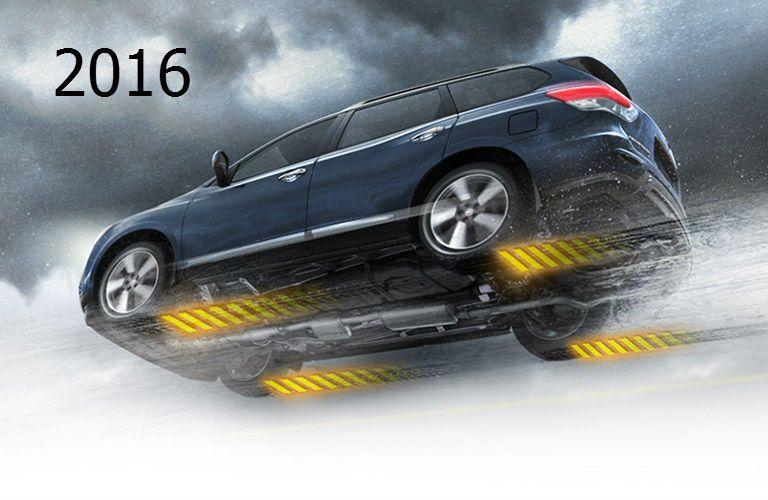2016 Nissan Pathfinder midsize SUV Palatine IL