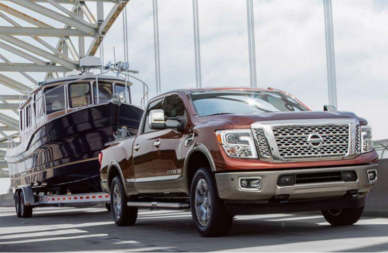 Nissan Titan full-size truck Arlington Nissan Schaumburg IL
