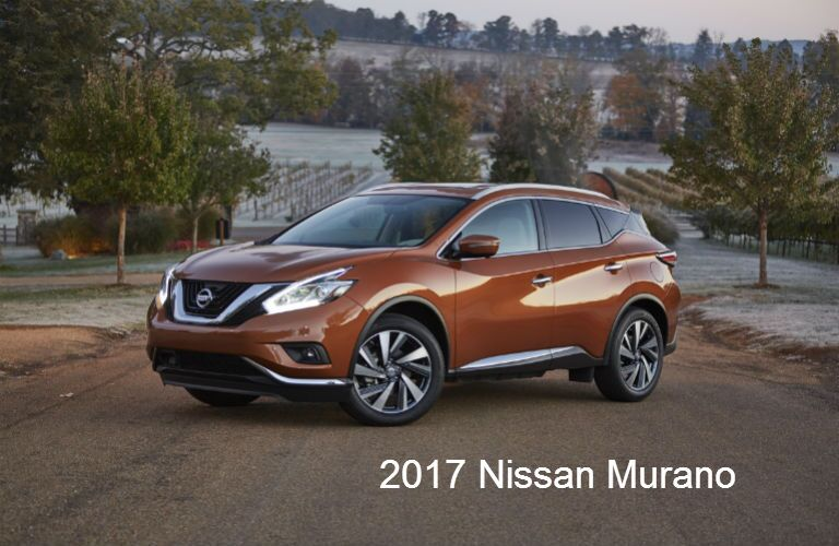 2017 Nissan Murano midsize SUV Palatine IL