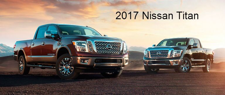 2017 Nissan Titan truck Arlington Heights IL