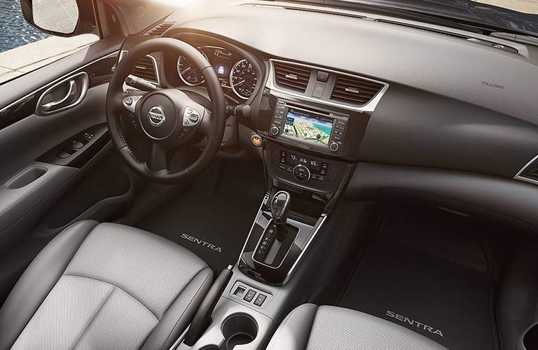 2018 Nissan Sentra technology