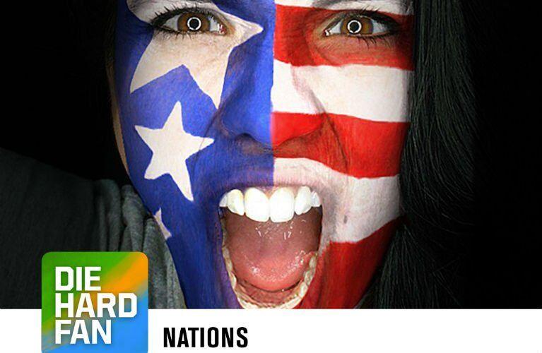 Nissan Die Hard Fan Nations