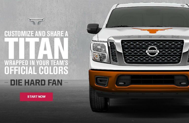 Nissan Die Hard Fan Titan Customizer
