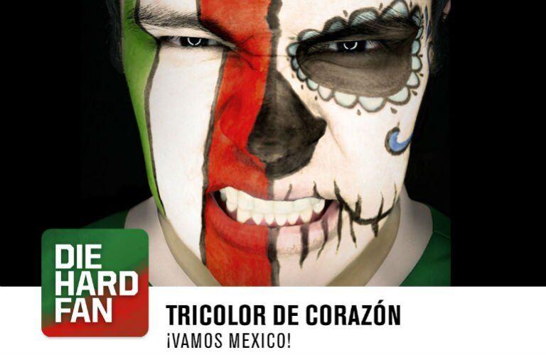 Nissan Die Hard Fan Tricolor De Corazon