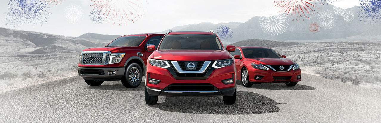 New Nissan models color options Rogue Altima Titan Murano