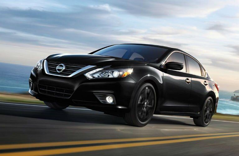Nissan Midnight Edition 2017 Altima