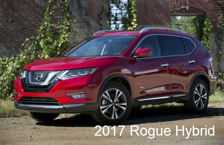 2017 Nissan Rogue Hybrid Arlington Heights IL