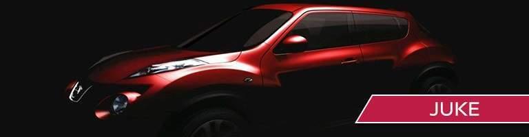 Nissan JUKE compact crossover