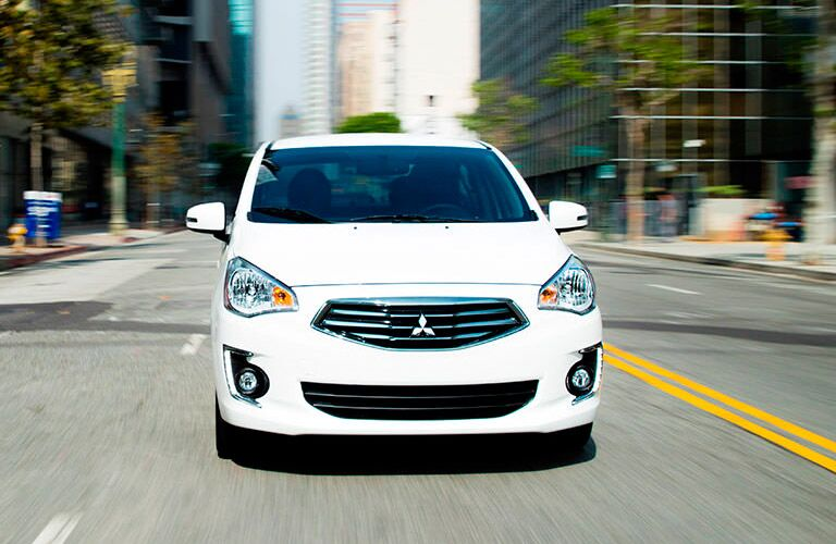 2017 Mitsubishi Mirage G4 Lake County IL White