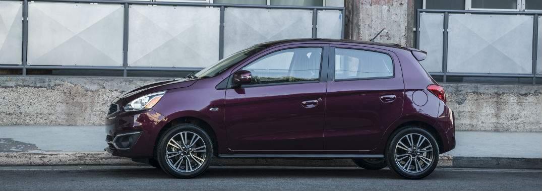 Reasons to buy a 2017 Mitsubishi Mirage