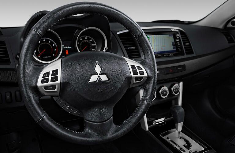 2017 Mitsubishi Lancer vs 2017 Hyundai Elantra Interior