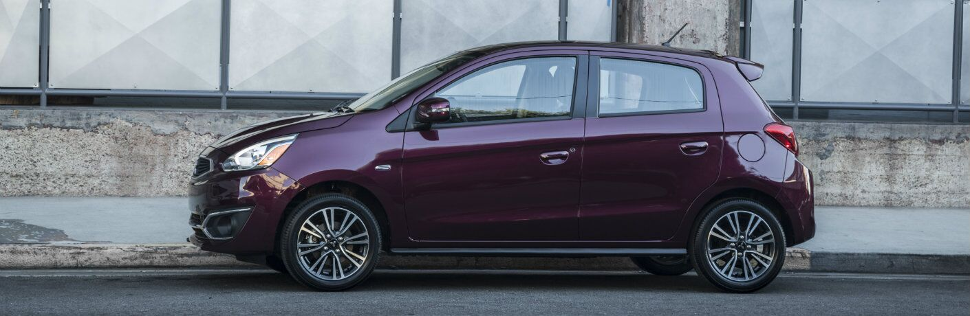 2017 Mitsubishi Mirage Lake County IL