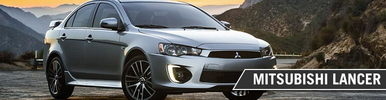 You may also like the 2017 Mitsubishi Lancer