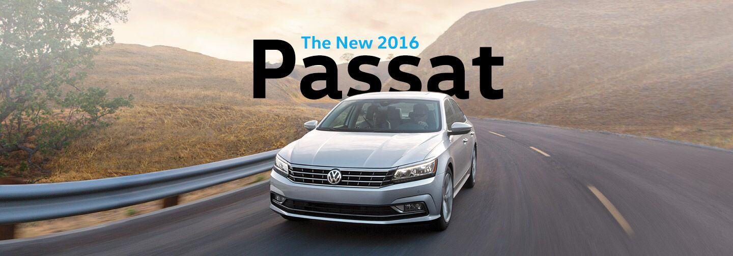 Order your new Volkswagen Passat at Volkswagen of Olympia