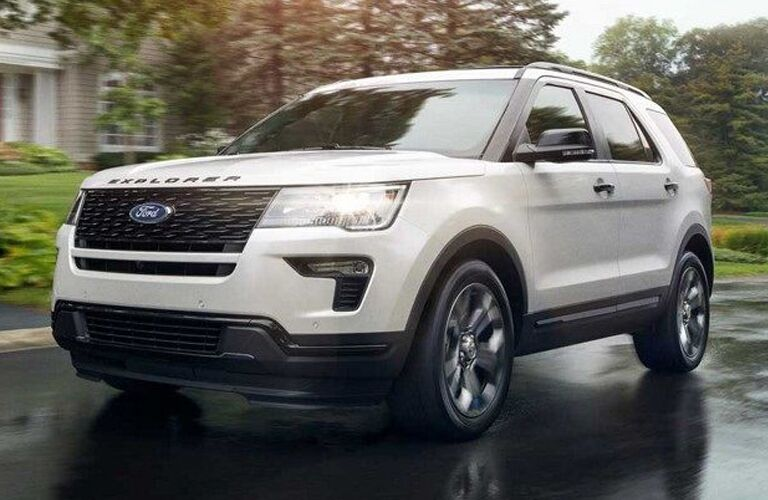 Ford Explorer in Nesquehoning PA