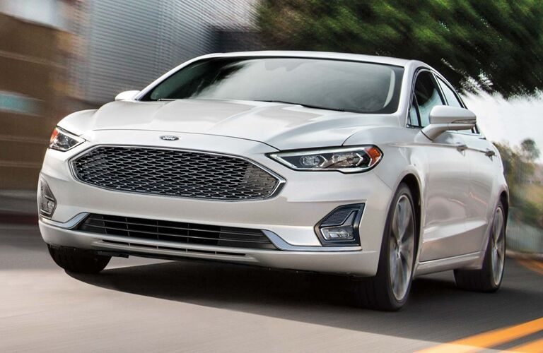 Ford Fusion in Nesquehoning PA