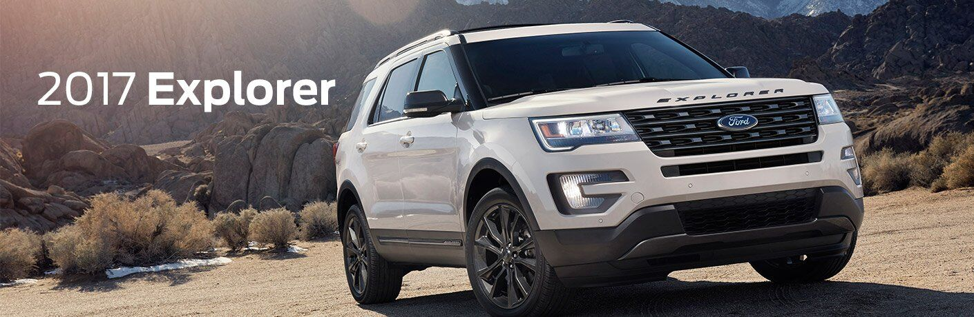 2017 Ford Explorer Carbon County PA