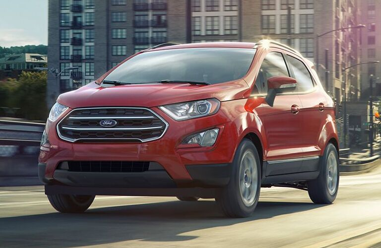 Ford EcoSport in Nesquehoning PA