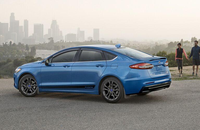 2020 Ford Fusion Profile
