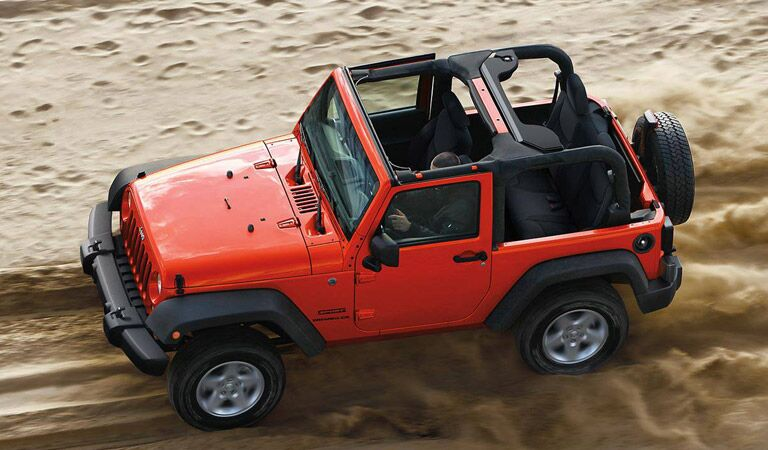 2015 Jeep Wrangler vehicle trade-ins Syracuse NY