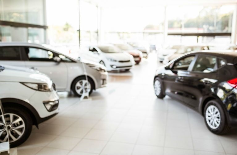 Used car selection at Third Coast Auto