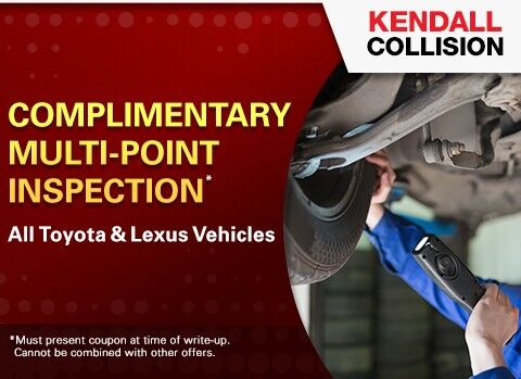Coupons at West Kendall Toyota