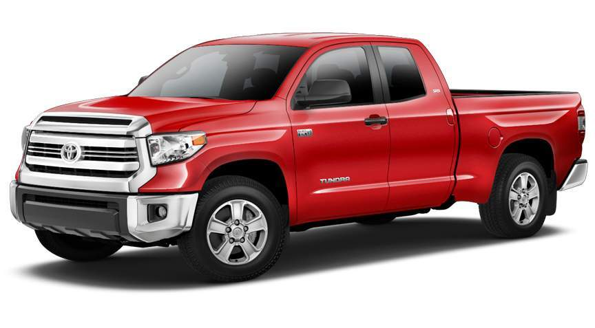 New 2017 Toyota Tundra