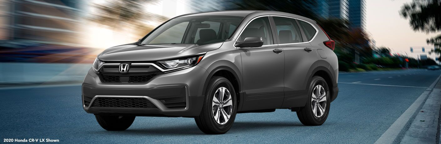 2020 Honda CR-V LX trim level