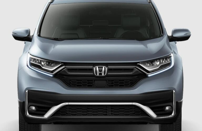 2020 Honda CR-V Hybrid front end