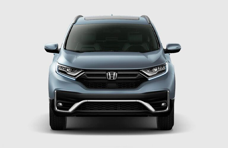 Front end of the 2021 Honda CR-V