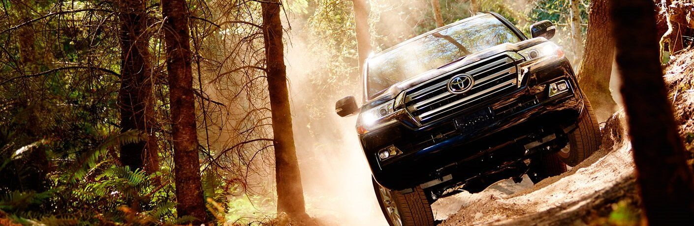 2017 Toyota Land Cruiser Lafayette Indianapolis IN