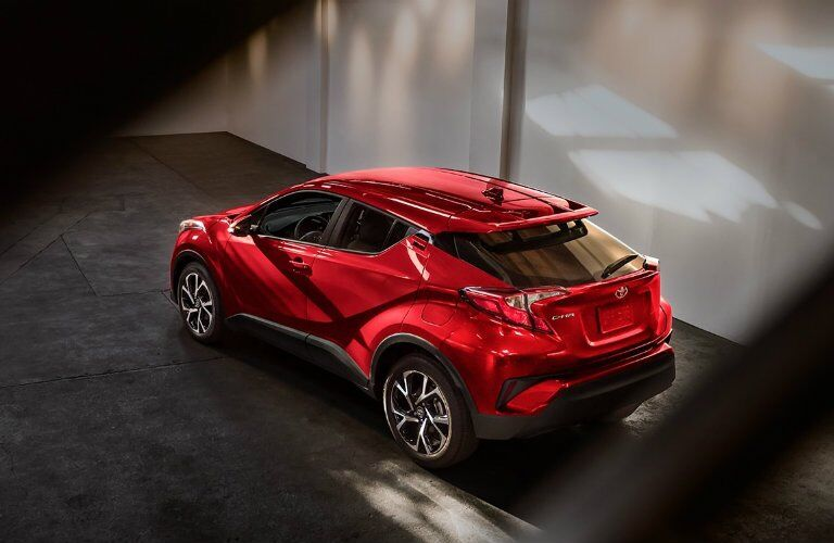 2018 Toyota C-HR crossover Indianapolis IN