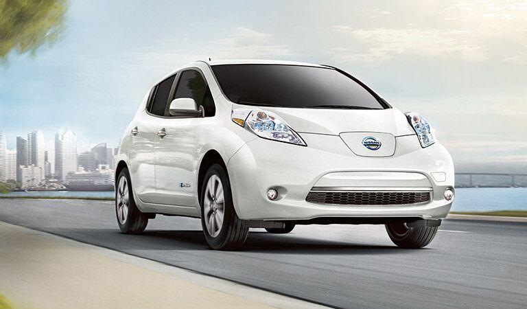 Nissan Leaf in Kenosha, WI