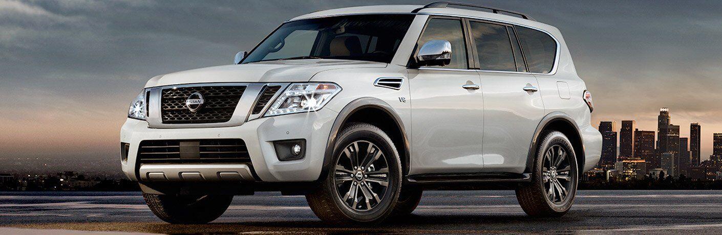 2017 Nissan Armada in Kenosha, W