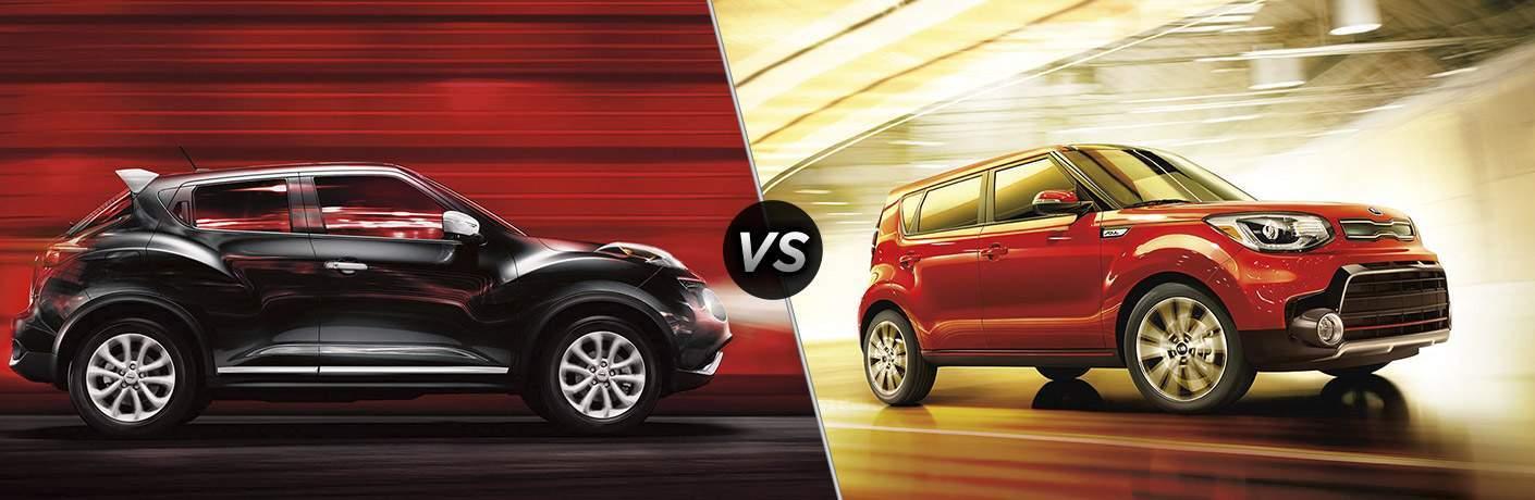 2017 Nissan Juke vs 2017 Kia Soul