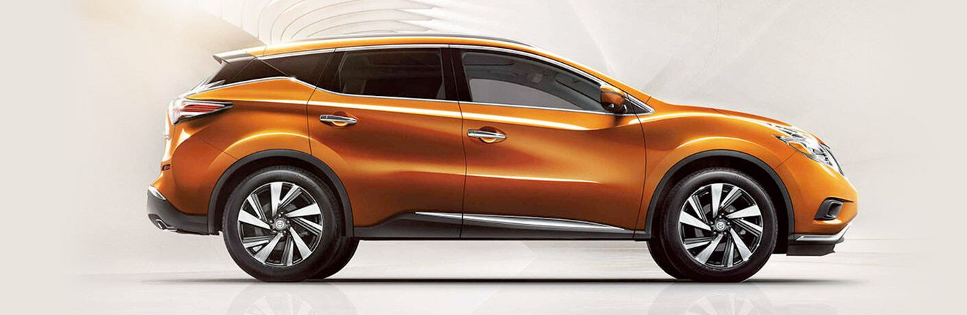 2017 Nissan Murano engine options