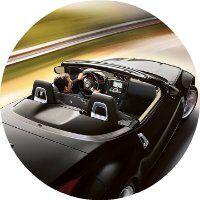 2017 nissan 370z roadster in black