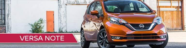 2017 Nissan Versa Note in Kenosha, WI