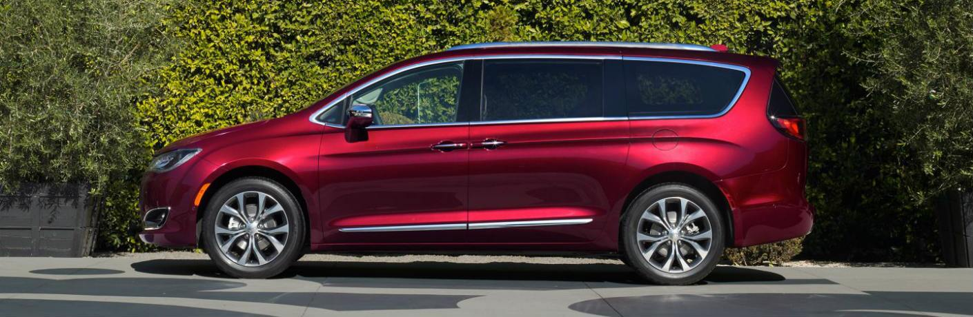 2017 Chrysler Pacifica in Mansfield, OH