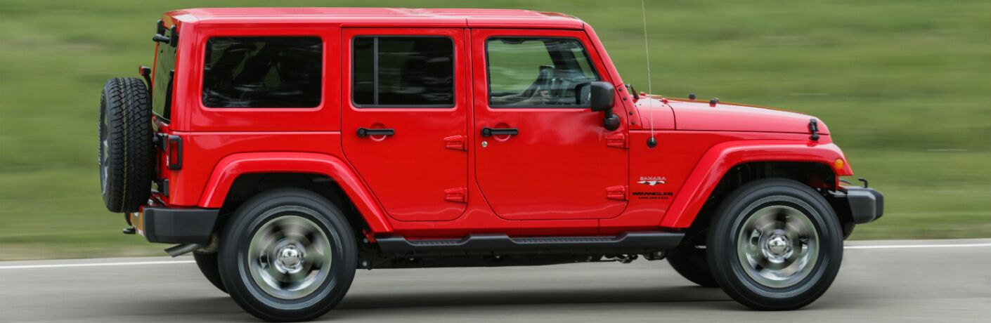 2017 Jeep Wrangler Unlimited Mansfield OH
