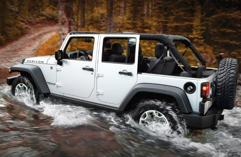 where can i get the 2017 jeep wrangler unlimited in mansfield oh
